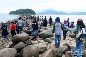香港:元旦郊遊受青睞