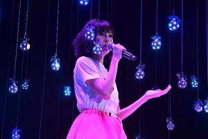 香港舉行亞洲流行音樂節演唱會