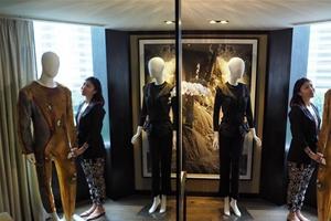 好萊塢經典電影服飾和道具亮相香港