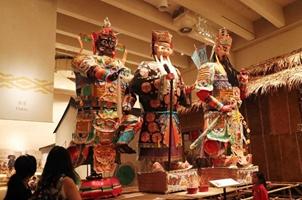 在香港歷史博物館細品香港民俗