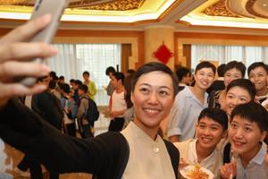 外交部駐港公署舉辦慶祝改革開放40週年開放日活動