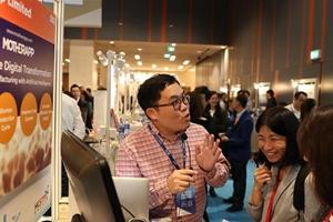 香港舉行人工智慧展覽 助傳統行業提升業務