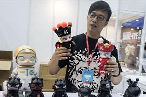 香港舉行第四屆亞洲玩具展
