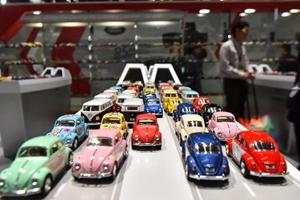 第44屆香港玩具展開幕